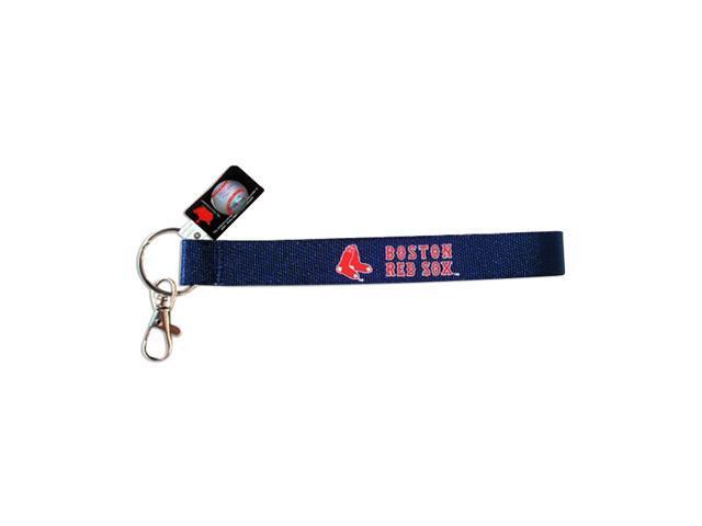 Boston Red Sox Wrist Strap Tag Ring Mlb Team Logo Charm  Gift