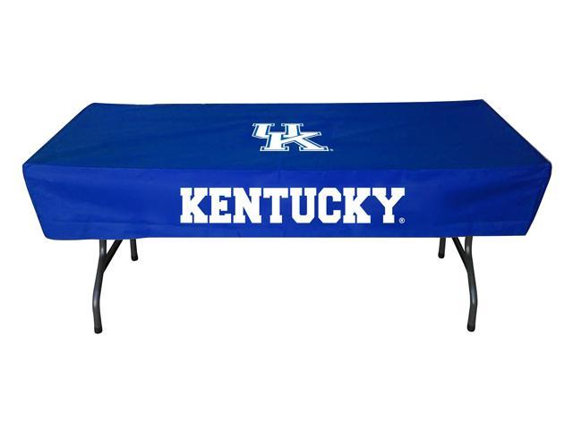 Rivalry Sports College Team Logo Kentucky 6 Foot Table Cover