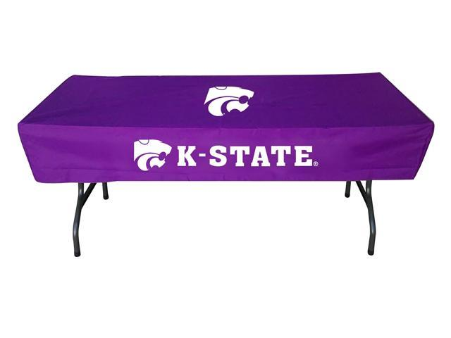 Rivalry Sports College Team Logo Kansas State 6 Foot Table Cover