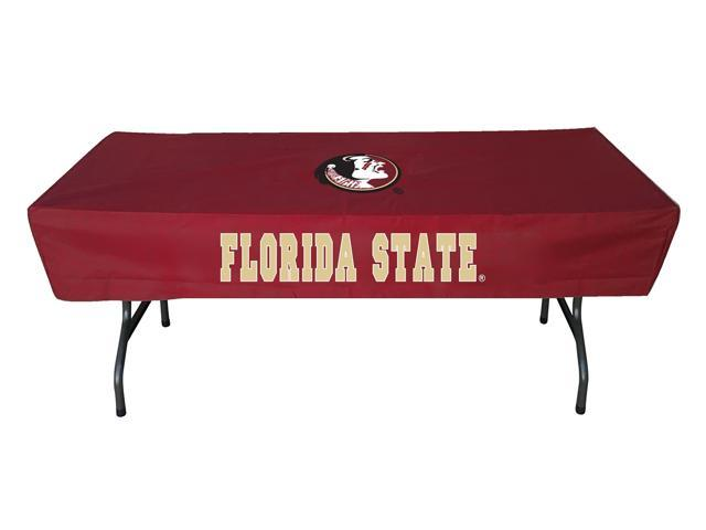 Rivalry Sports College Team Logo Florida State 6 Foot Table Cover
