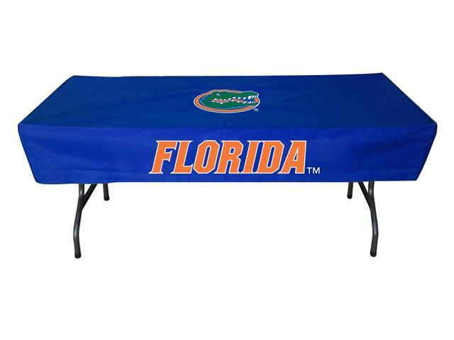 Rivalry Sports College Team Logo Florida 6 Foot Table Cover