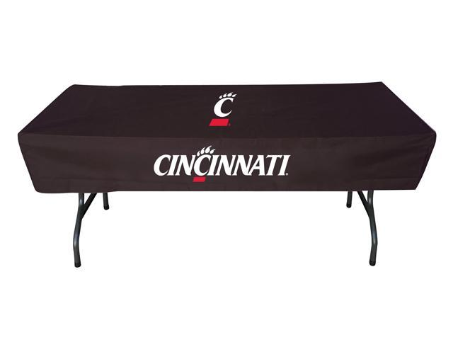 Rivalry Sports College Team Logo Cincinnati 6 Foot Table Cover