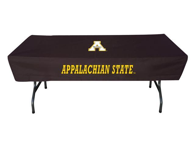 Rivalry Sports College Team Logo Appalachian State 6 Foot Table Cover