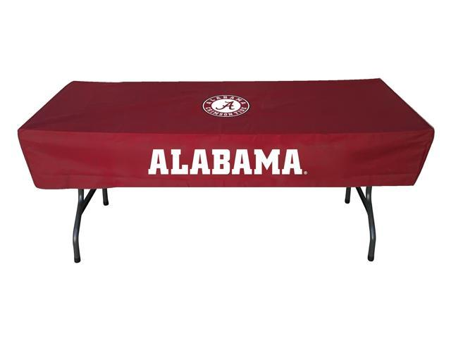 Rivalry Sports College Team Logo Alabama 6 Foot Table Cover