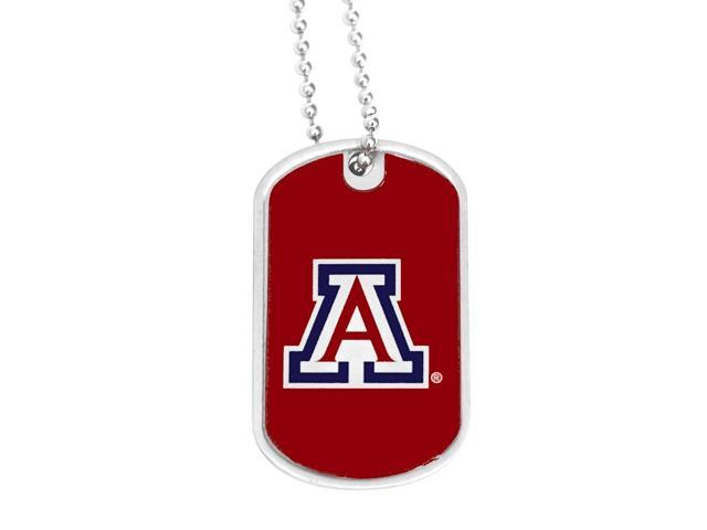 Arizona Wildcats Sports Team Logo Fanshop Collectible Gift Dog Tag Necklace