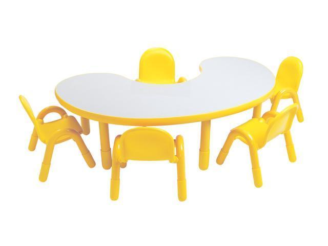 Baseline Teacher Kids Preschool Classroom Activity Kidney shape Table 38