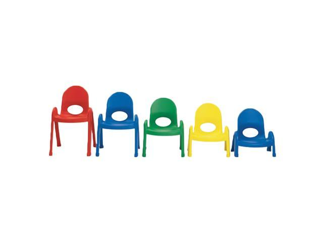 Angeles Value Kids Home Preshool Daycare Classroom Stack Chair 5