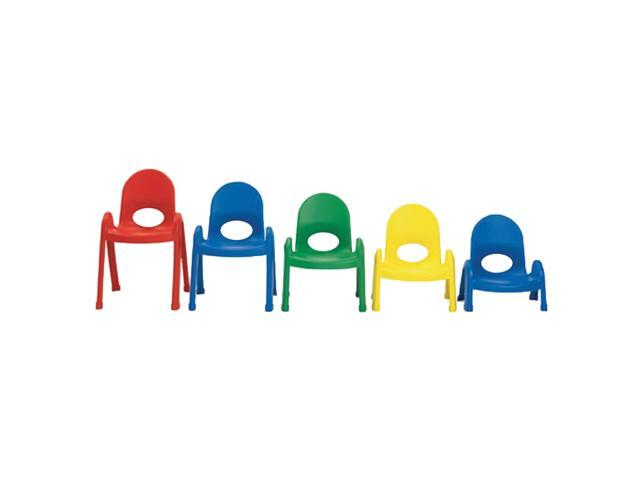 Angeles Value Kids Home Preshool Daycare Classroom Stack Chair 9