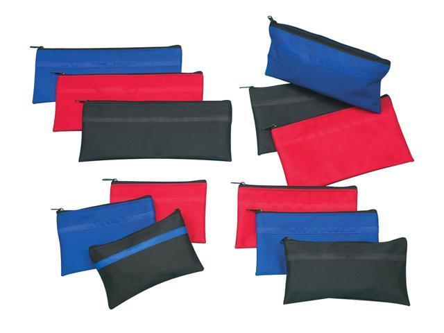 Alvin Black Nylon Utility Bag 6 x 14 Inches