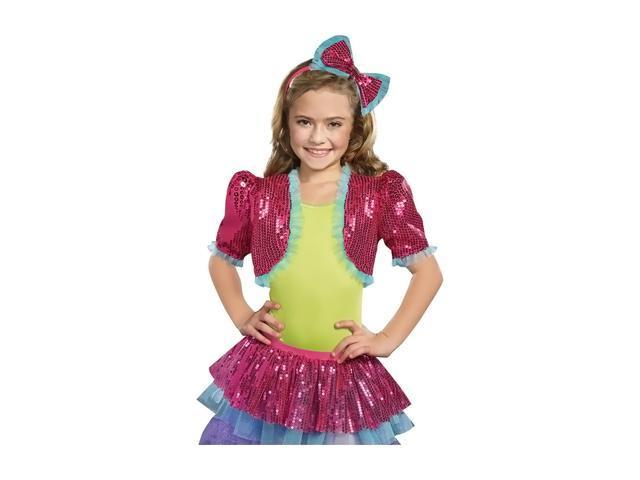 Morris Costumes Halloween Party Dance Craze Bolero Pink Small Medium