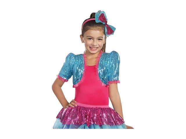 Morris Costumes Halloween Party Dance Craze Bolero Turq Small Medium