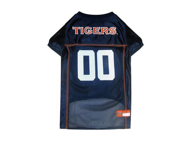 Pets First Sports Team Logo Auburn Dog Jersey Large