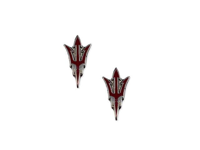 Arizona State Sun Devils Post Stud Logo Earring Set