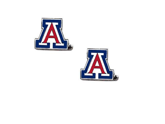 Arizona WildcatsPost Stud Logo Earring Set