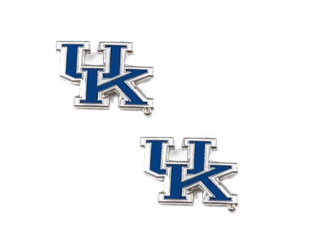 Kentucky Wildcats UK Post Stud Logo Earring Set Ncaa Charm