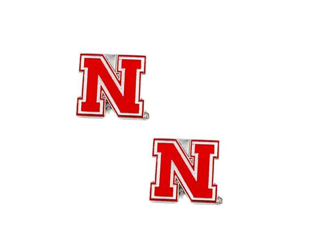 Nebraska Huskers Cornhuskers Post Stud Logo Earring Set Ncaa Charm