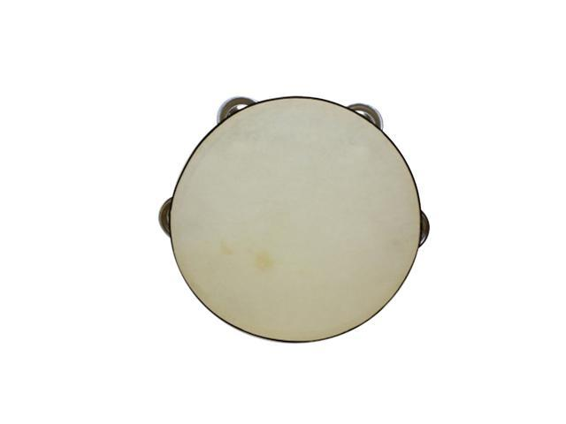 Rhythm Band Tambourine 10 inch Wood Rim