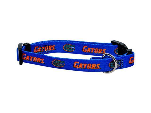 Hunter Sports Team Logo Florida Gators Dog Collar Large