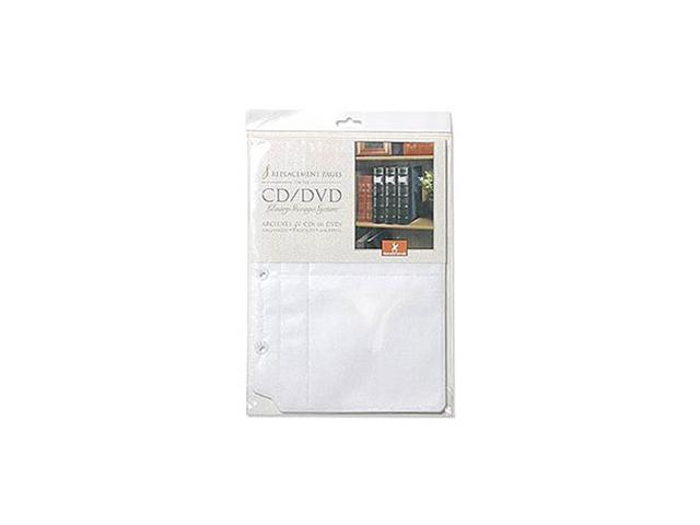 Handstands Library Storage Replacement Pages, 8 Sheets