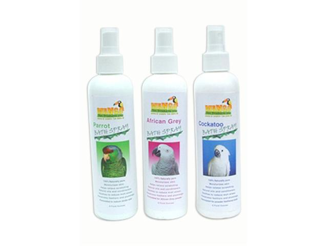 Mango Pet African Grey Bath Spray-Case of 12