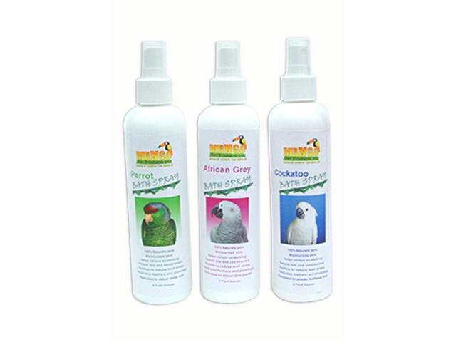Mango Pet Parrot Bath Spray-Case of 12