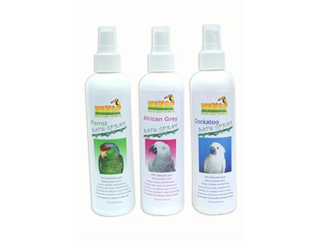 Mango Pet Cockatoo Bath Spray