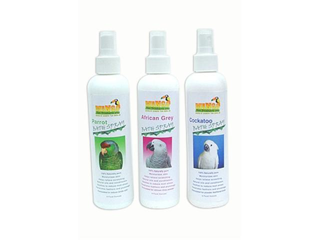 Mango Pet Cockatoo Bath Spray-Case of 12