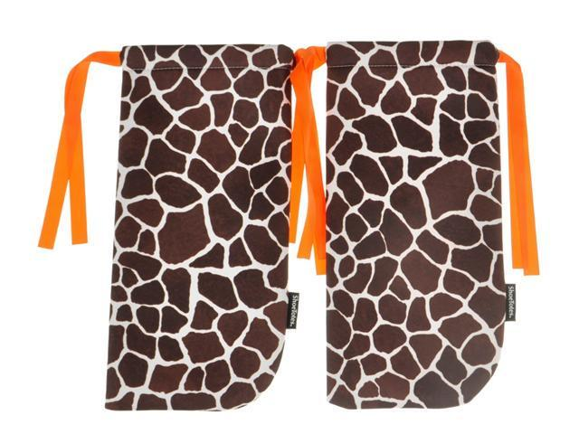 ShoeTotes in Giraffe/Orange