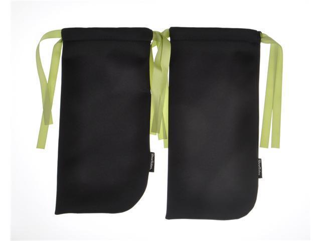ShoeTotes in Black/Green