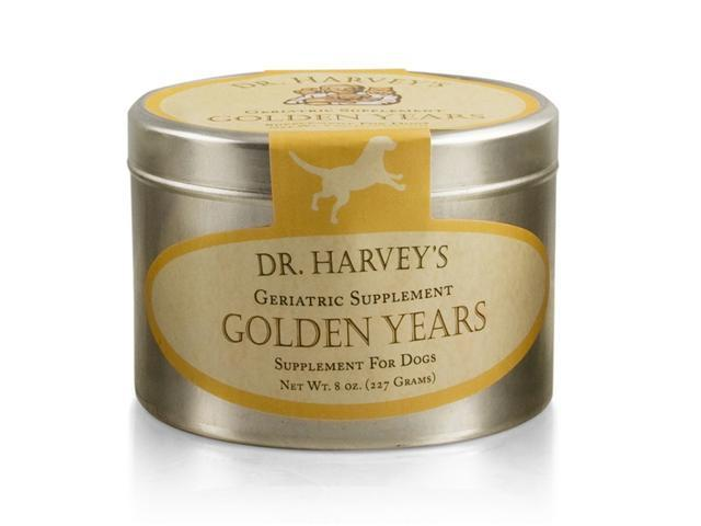 Dr Harvey's Golden Years – Geriatric Supplement For Dogs 8 oz