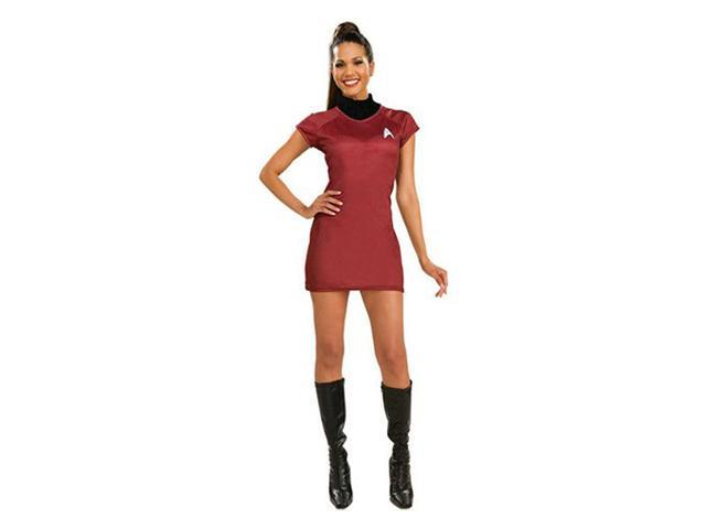 partyland star trek uhura adult xs - Partyland Halloween Costumes
