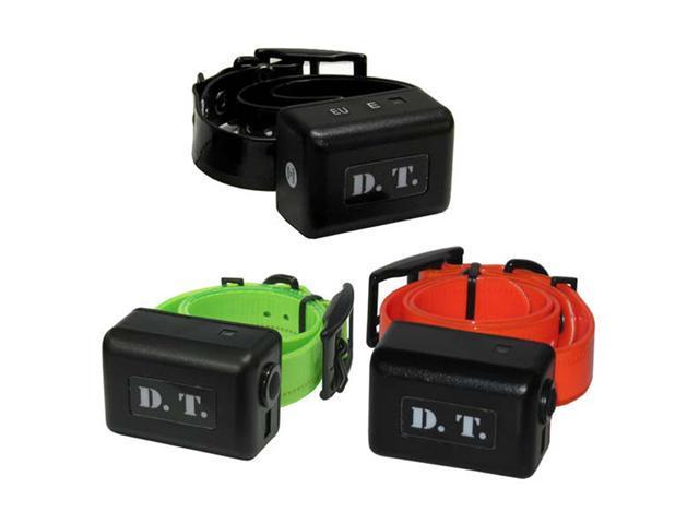 D.T. Systems H2O 1 Mile Remote Trainer Add-On Collar Black