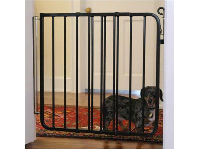 Cardinal Auto Lock Gate Black 26.5