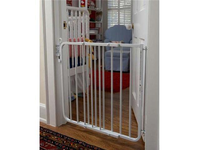 Cardinal Auto Lock Gate White  26.5
