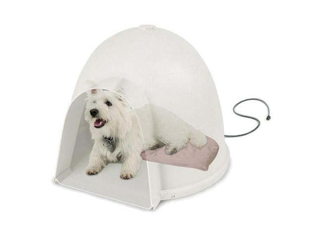 K&H Pet Products Lectro-Soft Igloo Style Bed Small 11.5