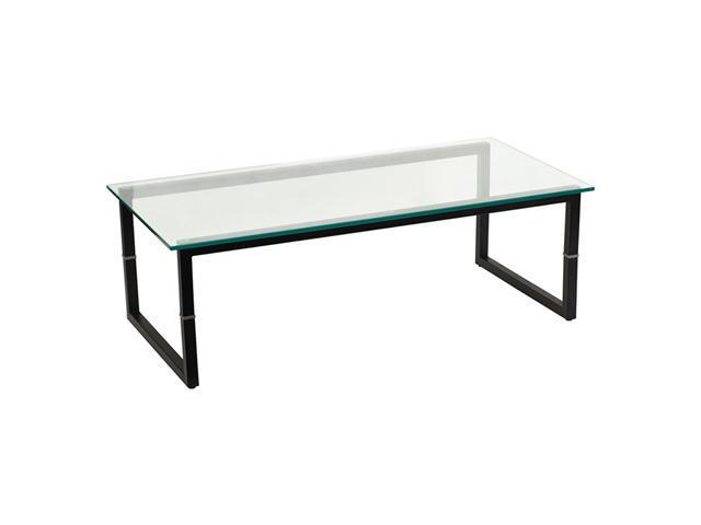Offex Glass Coffee Table
