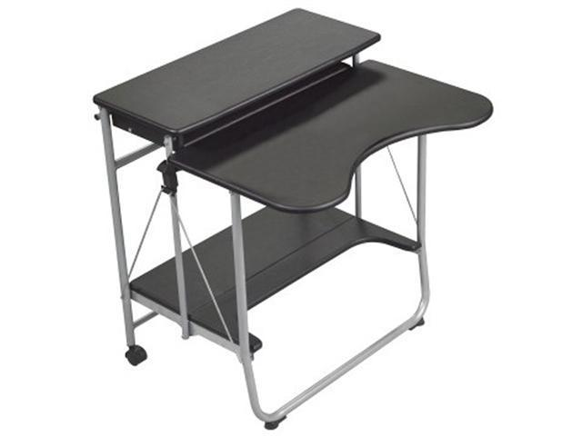 Balt Fold-N-Go Computer Storage Desk Black