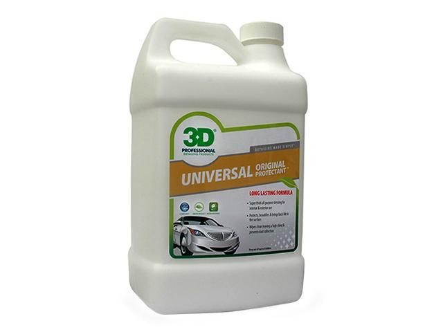 3D Universal Protectant for Rubber, Vinyle and Leather - 1 Gallon