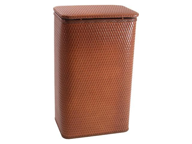 Redmon Chelsea Wicker Collection Apartment Hamper - Nutmeg