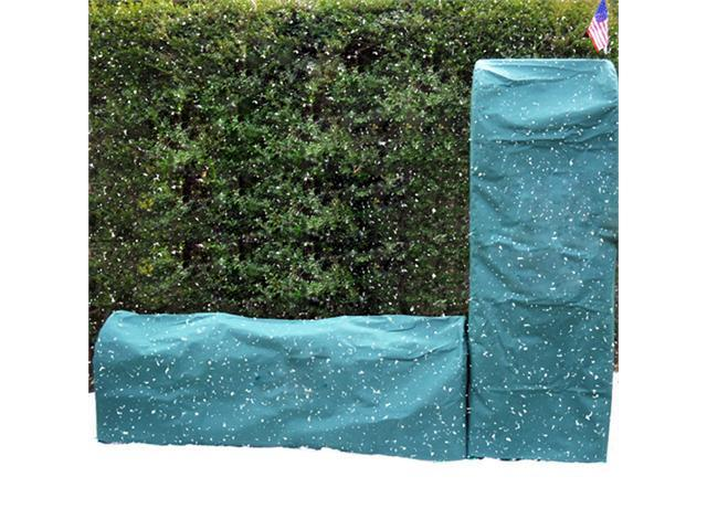 Kitty Walk Outdoor Cat Enclosure Protective Cover for Deck & Patio