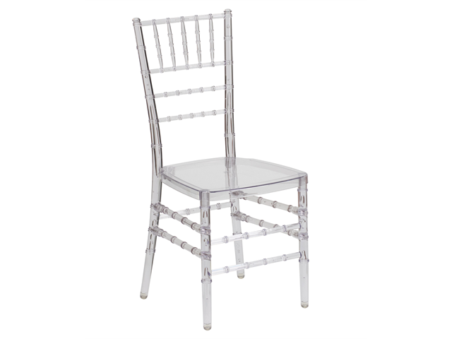 Flash Elegance Crystal Ice Stacking Chiavari Chair [BH-ICE-CRYSTAL-GG]