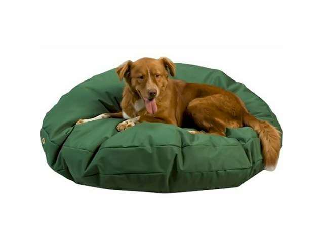Snoozer Pet Dog Cat Puppy Soft Comfortable Lounger Round Sleeping Rest Bed Small Hazelnut