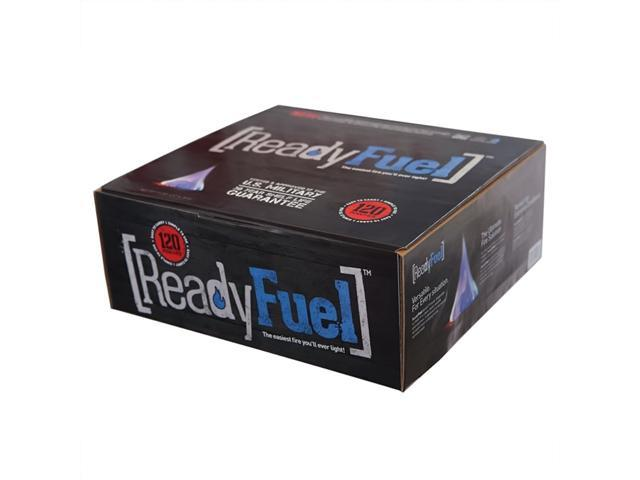 Ready Fuel 120 Gel Packs For Instant Fire Flame Starter With Stove