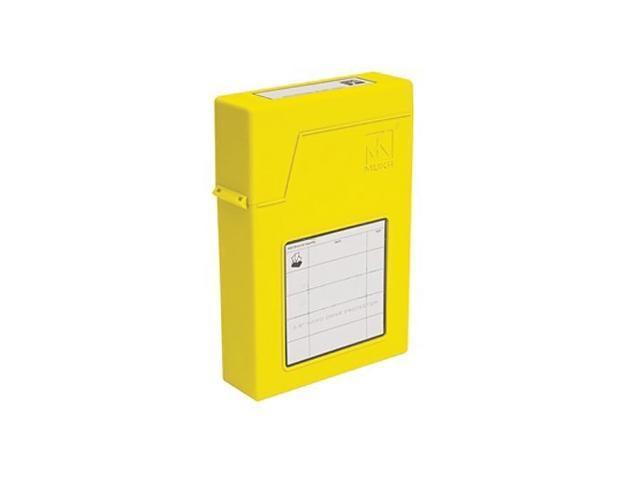 MUKii Mukii 3.5in Hard Drive Protector, Yellow