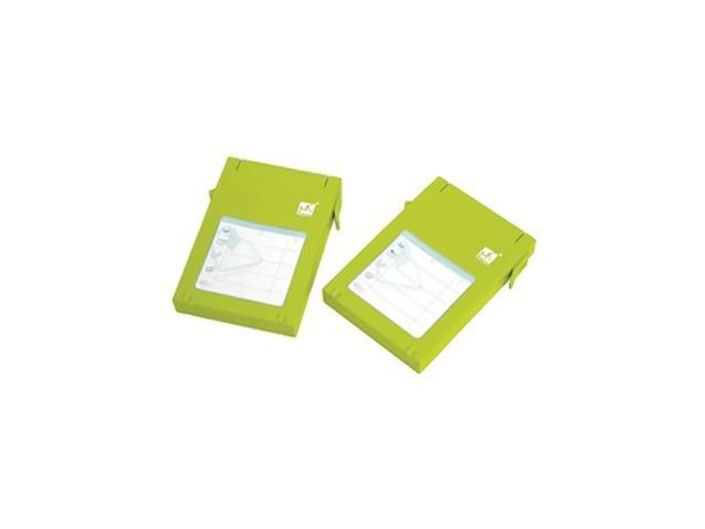 MUKii Mukii 2.5in HDD Protector, 2-pack, Green