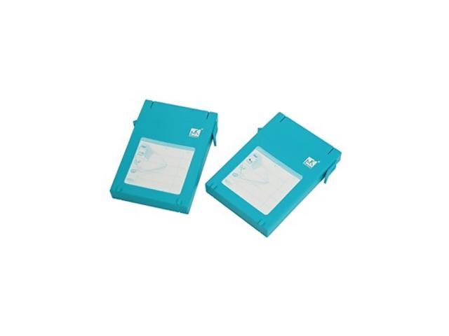 MUKii Mukii 2.5in HDD Protector, 2-pack, Blue