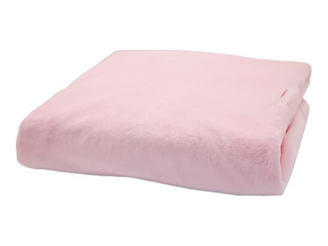 Rumble Tuff Kit Silky Minky Changing Pad Cover - Standard, Powder Pink - Pack 6