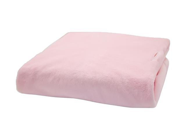 Rumble Tuff Home Travel Newborn Nursery Baby Infant Minky Contour Changing Pad Cover Compact Powder Pink