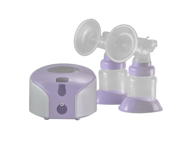 Rumble Tuff Portable Travel Comfort Breastfeeding Serene Express Electric Breast Pump Double