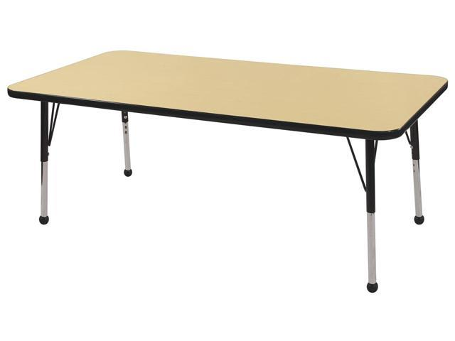 24x60 Rect Adj Activity Table (Chunky)